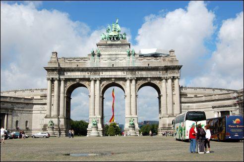 Triomfboog Jubelpark Brussel