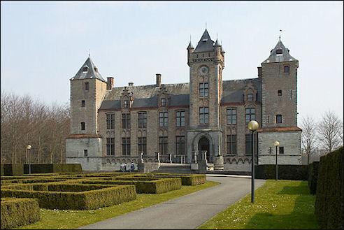Kasteel Tillegem in Brugge