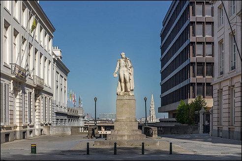 Belliard in de Koningsstraat in Brussel