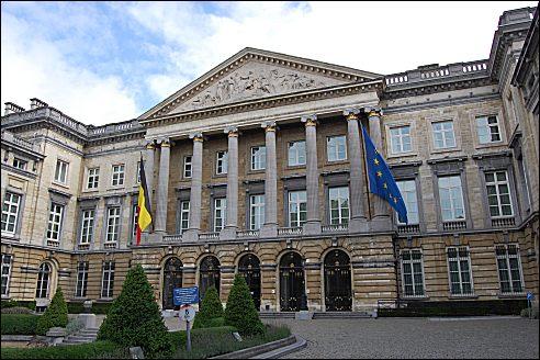 Wetstraat Brussel