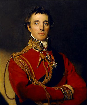 Arthur Wellesley Wellington
