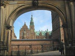 Frederiksborg doorkijkje