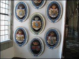Frederiksborg schilden