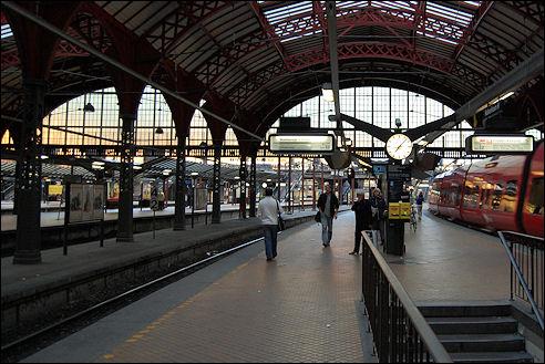 Centraal Station Kopenhagen