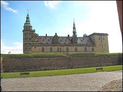 Kronborg westgevel