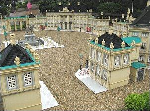 Amalienborg in Legoland (Foto: Ben Hendriks)