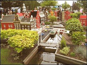 Amsterdam in Legoland