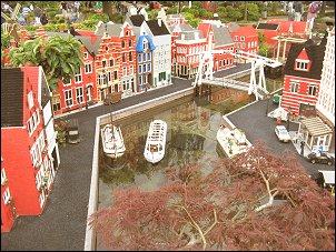 Amsterdam in Legoland (Foto: Ben Hendriks)