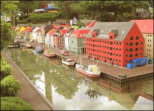 Kopenhagen in Legoland (Foto: Ben Hendriks)