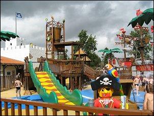 Piraten in Legoland (Foto: Ben Hendriks)