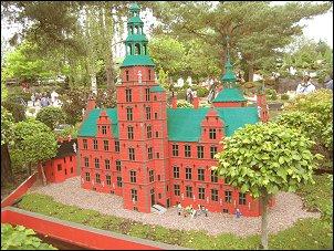 Rosenborg in Legoland (Foto: Ben Hendriks)