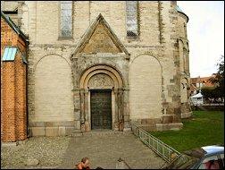 Kerkportaal Ribe