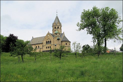 De Erlöserkapelle van Mirbach