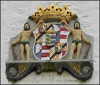 Wapen kasteel Ahrensburg