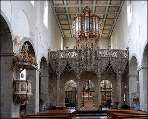 Sint-Pantaleonkerk in Keulen (foto: Ruud van Capelleveen)