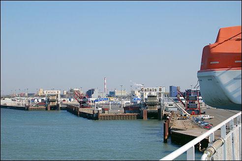 Calais Frankrijk