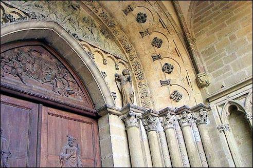 Dijon Kathedraal Saint-Bénigne