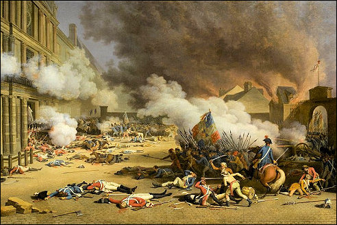 Revolutie in Tuilerieënpaleis
