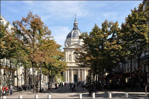 La Chapelle Sainte-Ursule de la Sorbonne
