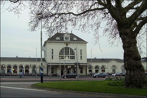 Station Leeuwarden