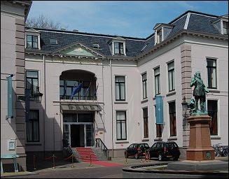 Stadhouderlijk Hof in Leeuwarden (Foto: Ruud van Capelleveen)