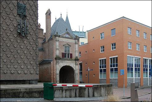 Sabelspoort in Arnhem