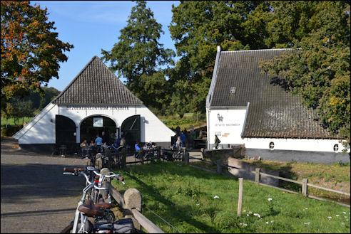 Witte Watermolen in Arnhem
