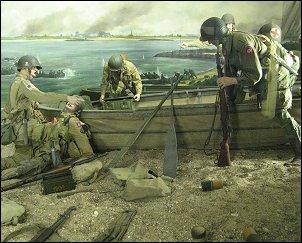 Bevrijdingsmuseum overtocht over de waal 1944 (Foto: Ben Hendriks)