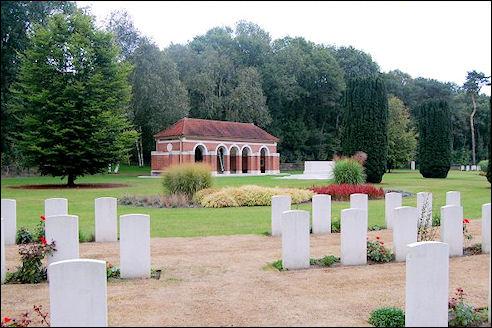 Begraafplaats Jonkerbosch