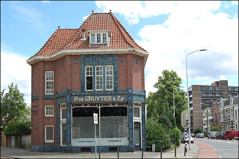 P. de Gruyter & Zn in Nijmegen