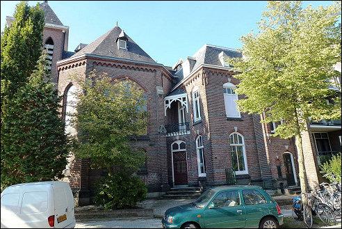 Lutherse kerk in Nijmegen