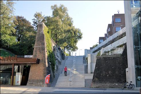 Groene Balkon in Nijmegen