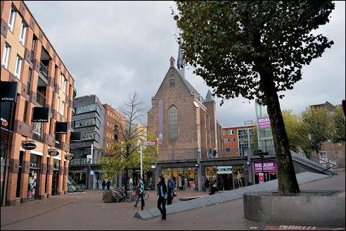 Mariënburgkapel in Nijmegen