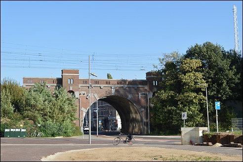 Nieuwe Hezelpoort in Nijmegen