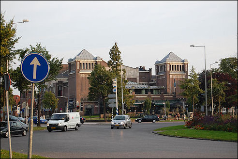 Keizer Karelplein in Nijmegen