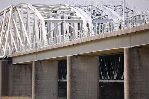 IJsselbrug bij Westervoort
