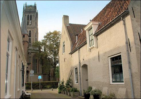 Statiestraat in Zaltbommel