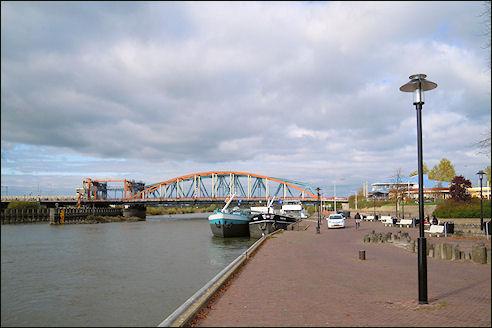 IJsselkade in Zutphen