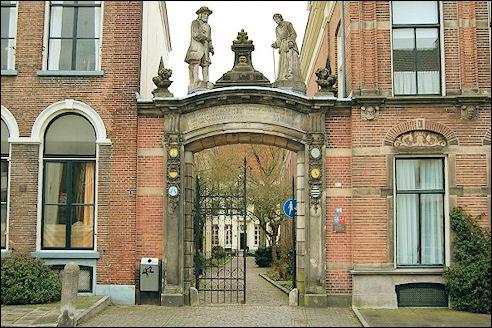 Oude Bornhof in Zutphen