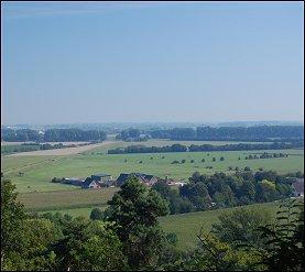 Uitzicht bij Motte Mergelp (Foto: Ruud van Capelleveen)