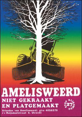 Amelisweerd Poster