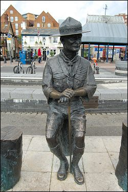Baden Powell in Poole
