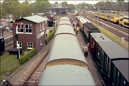 Museumstoomtram Hoorn-Medemblik