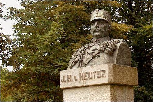 Generaal Van Heutsz in Bronbeek