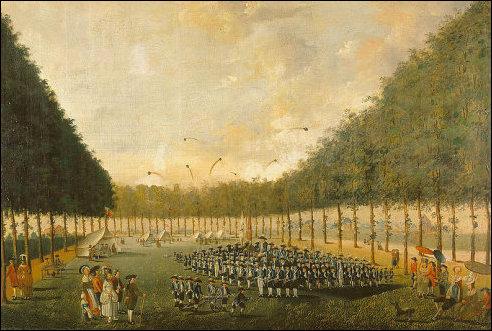 Orangisten en patriotten