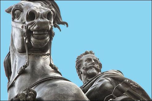 Alexander Farnese, de hertog van Parma