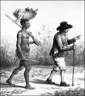 Kolonist in Suriname