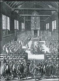 Synode van Dordrecht door Bernard Picart