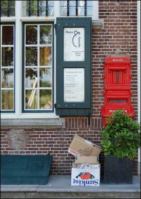 Voormalig Postkantoor Veere
