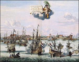 VOC op zee